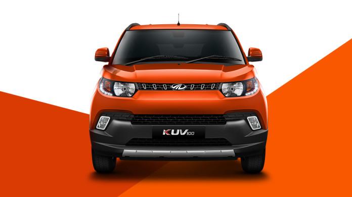 Mahindra KUV100 (1)