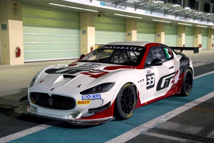 Maserati GranTurismo MC GT4 Championship (1)