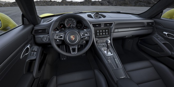 Porsche 911 Turbo facelift 9