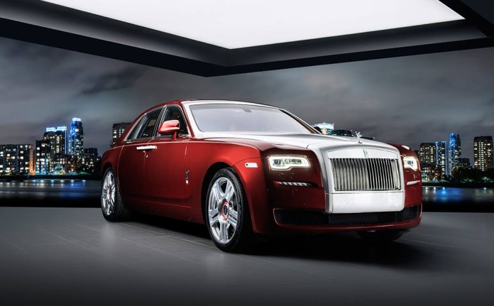 Rolls-Royce Ghost Red Diamond (2)