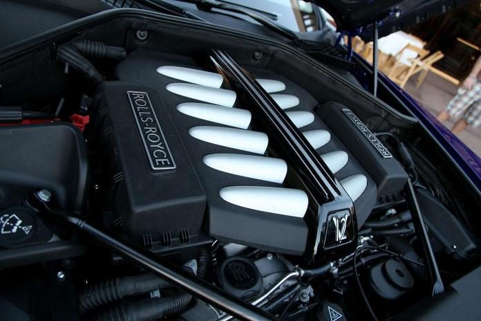 Rolls-Royce Wraith 2