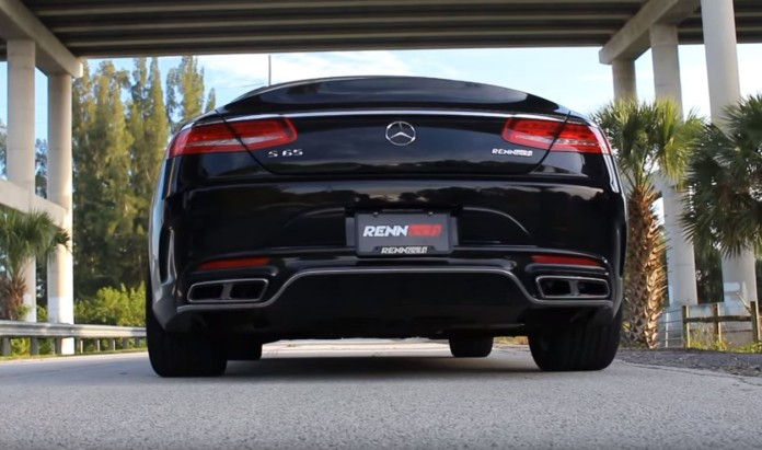 S 65 AMG Coupe