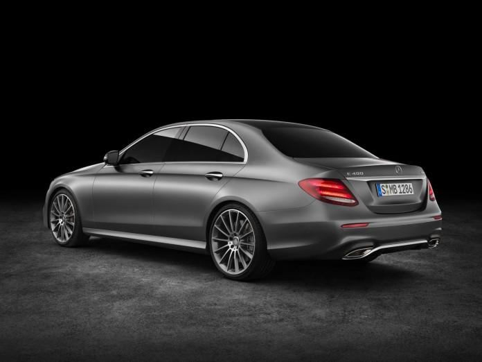 Mercedes-Benz E-Klasse Limousine (W 213) 2016 Mercedes-Benz E-Class Saloon (W 213) 2016