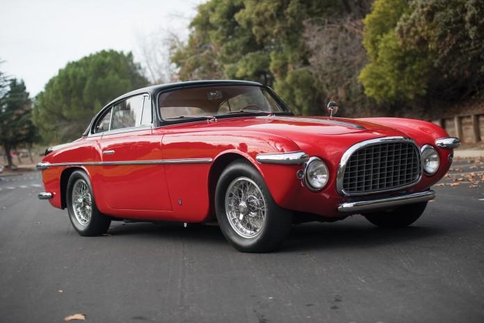 1953 Ferrari 212 Inter Coupe By Vignale (1)