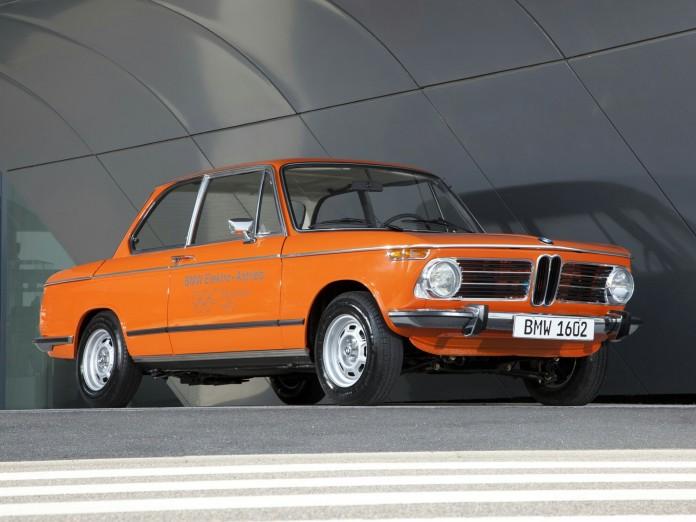 BMW 1602 Electro-Antrieb 1972
