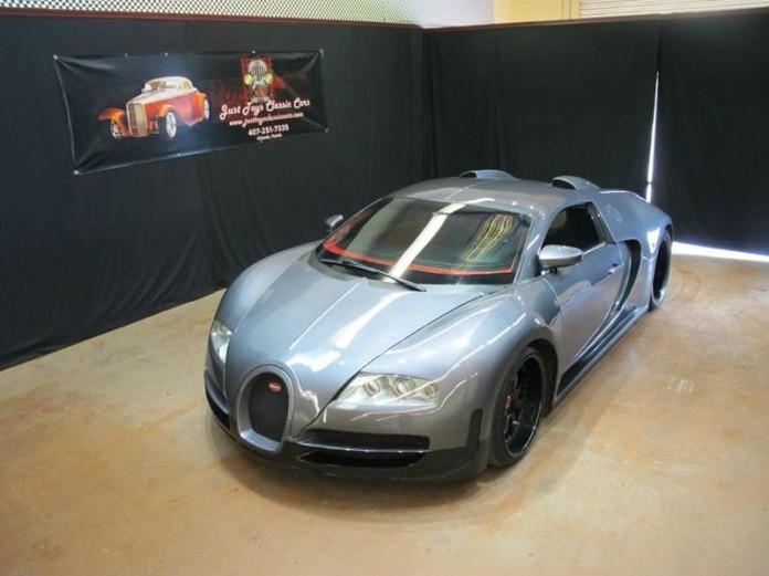 Bugatti Veyron replica (2)