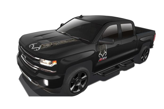 Chevrolet Silverado Realtree Edition (2)