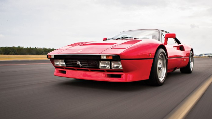 Ferrari 288 GTO auction15