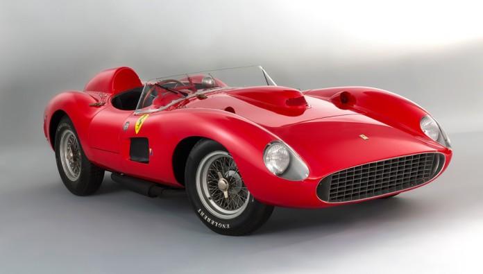Ferrari 335 S in auction (12)