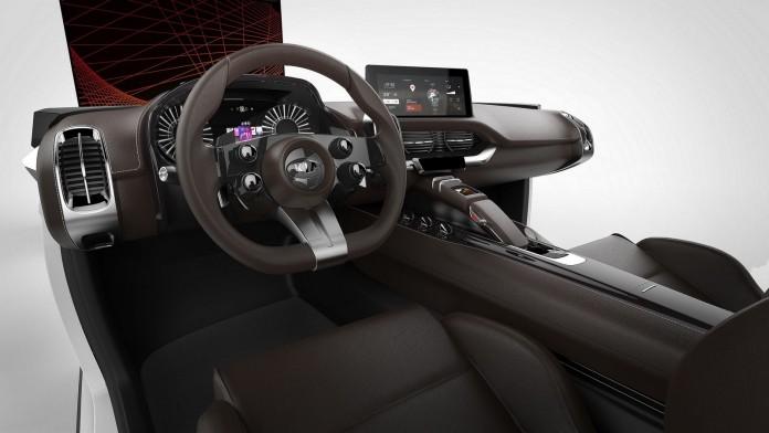 Kia Autonomous Soul EV and I-Cockpit (5)