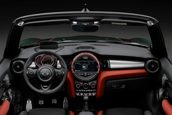 Mini John Cooper Works Convertible 15