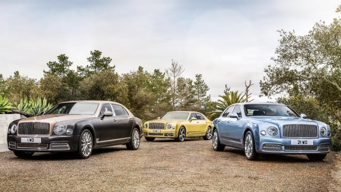 01_Bentley Mulsanne Family