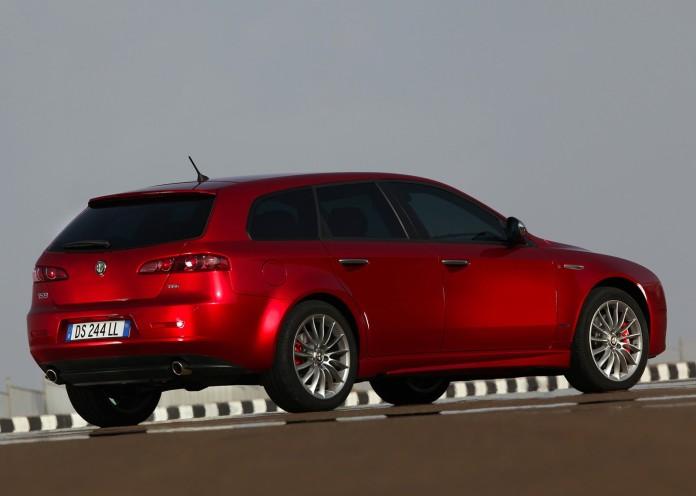Alfa Romeo 159 Sportwagon 1