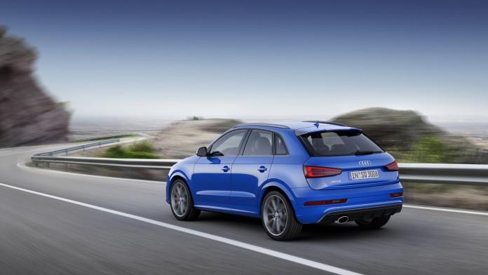 Audi RS Q3 performance