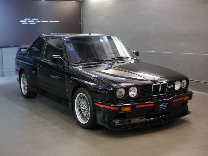 BMW E30 M3 Sport Evolution for sale (1)