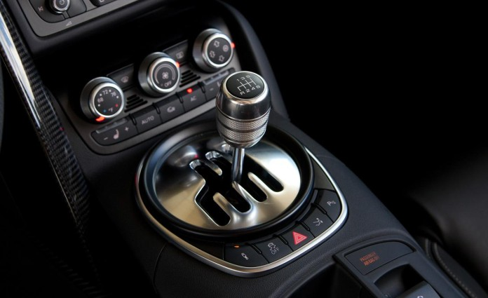 Gated shifter 3