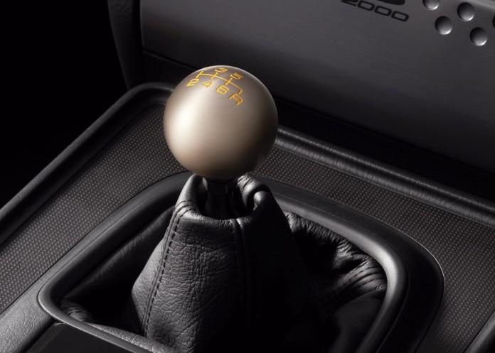 Honda S2000 Type S shifter