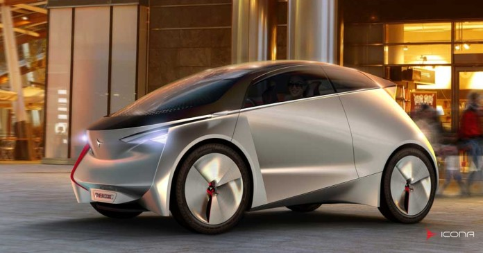 Icona Neo Concept city car (11)