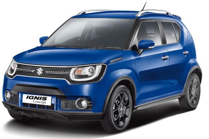 Maruti Suzuki Ignis RS Concept (2)