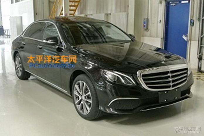Mercedes-Benz E-Class LWB 2017 (2)
