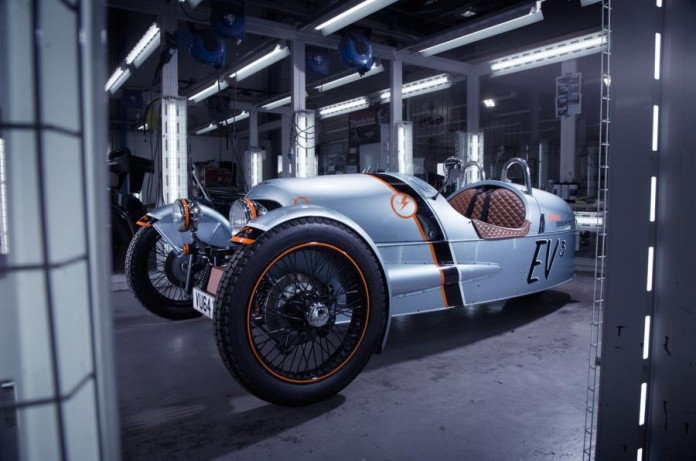 Morgan Three-Wheeler EV3 (1)