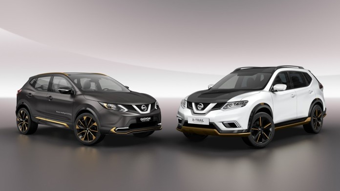 Nissan Qashqai and X-Trail Premium Concepts (1)
