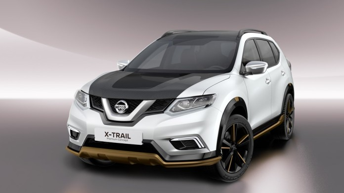 Nissan Qashqai and X-Trail Premium Concepts (6)