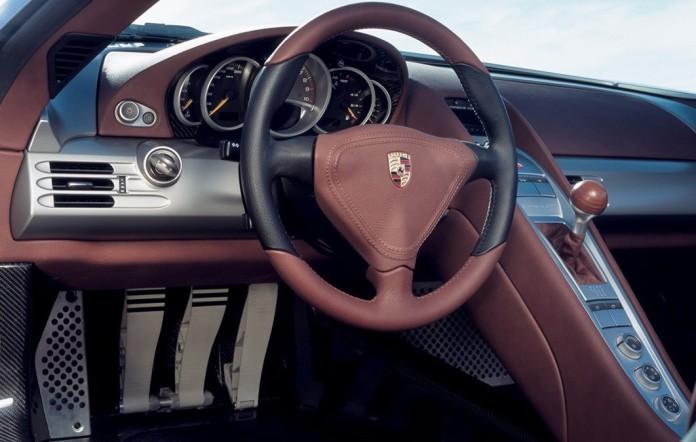 Porsche Carrera GT shifter 2