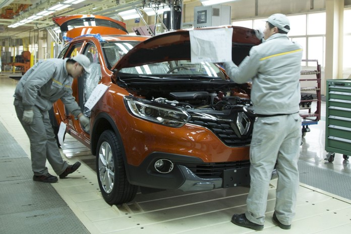 Renault Dongfeng China Plant (14)