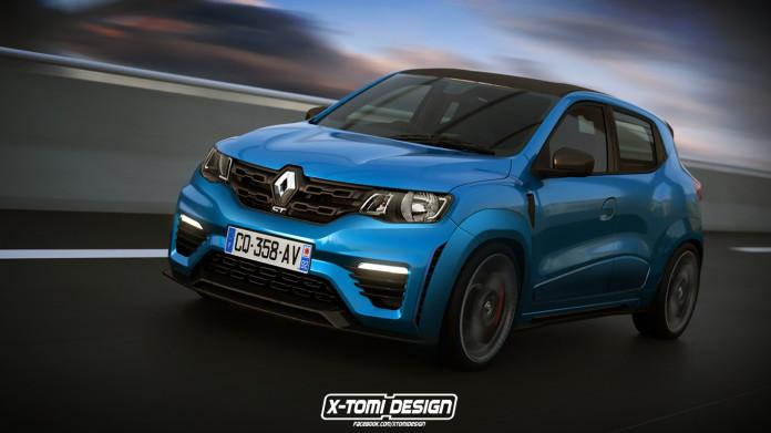 Renault Kwid GT