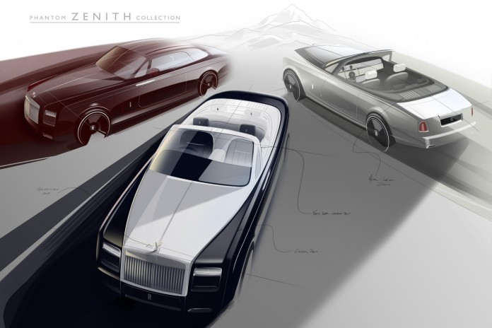 Rolls-Royce Phantom VII Zenith edition