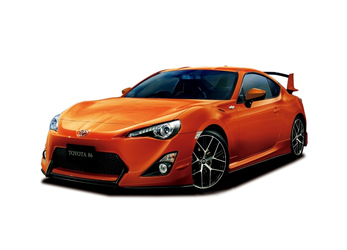 Toyota GT86 Aero Package 1
