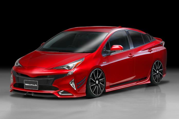 Toyota Prius by Wald International (1)