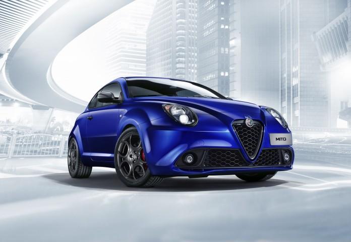 Alfa Romeo MiTo facelift 1