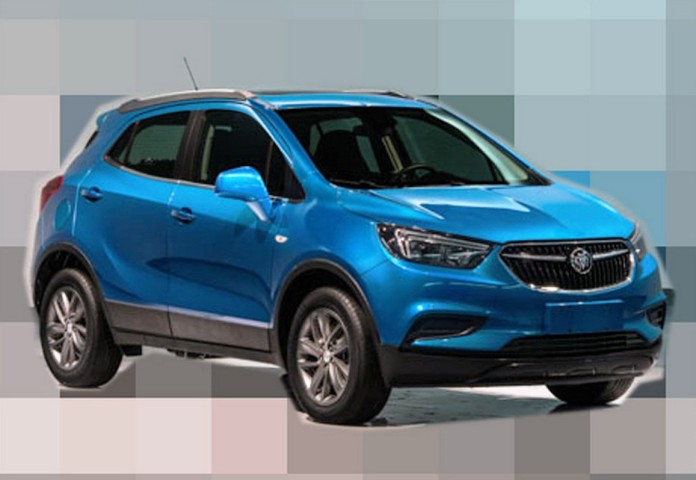 Buick Encore Facelift 2017 (3)