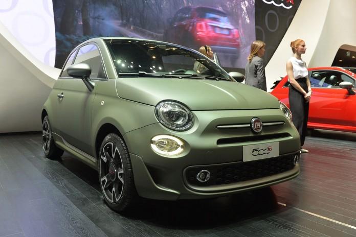 Fiat 500S in geneva 2016 (1)