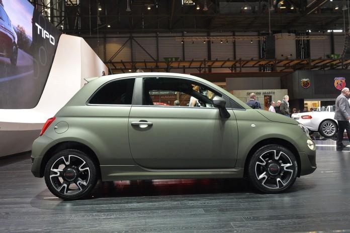 Fiat 500S in geneva 2016 (5)