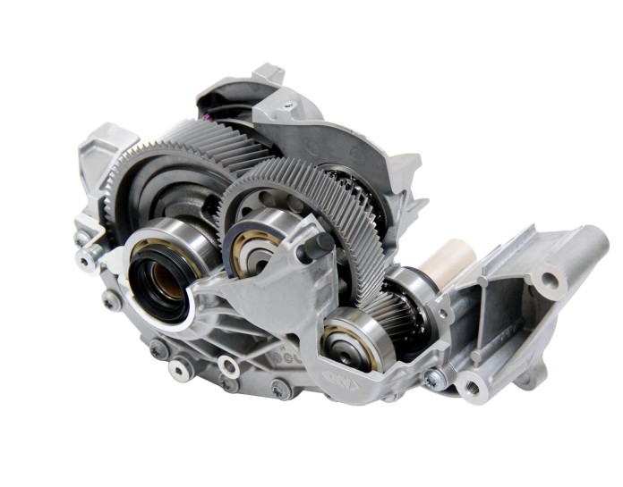 GKN brings supercar hybrid technology to mass market eAxle