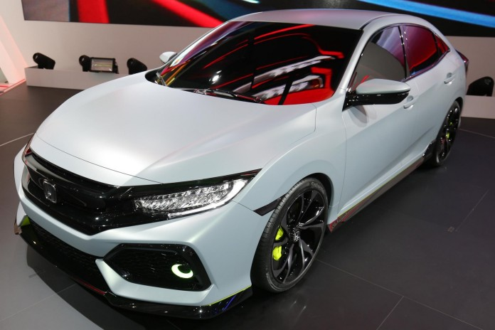 Honda Civic Hatchback Prototype (8)