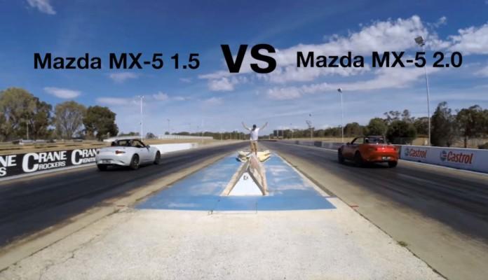 MX-5 Vs MX-5