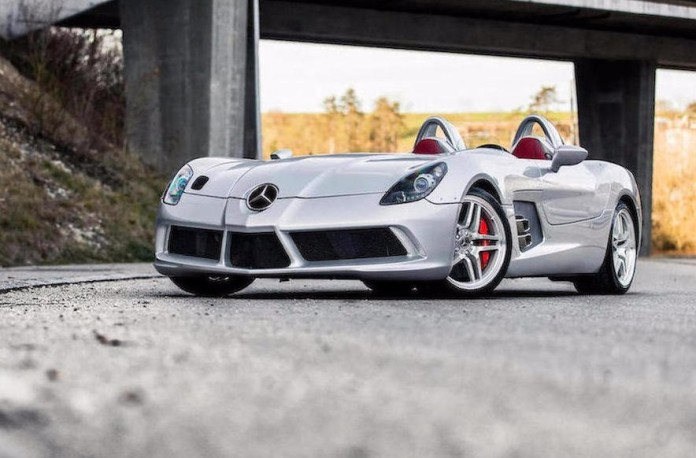 Mercedes McLaren SLR Stirling Moss (1)