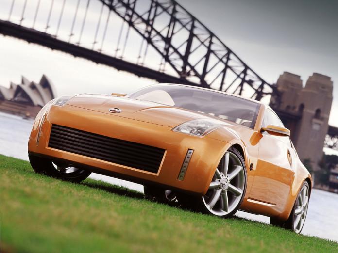 Nissan Z Concept 2001 (1)