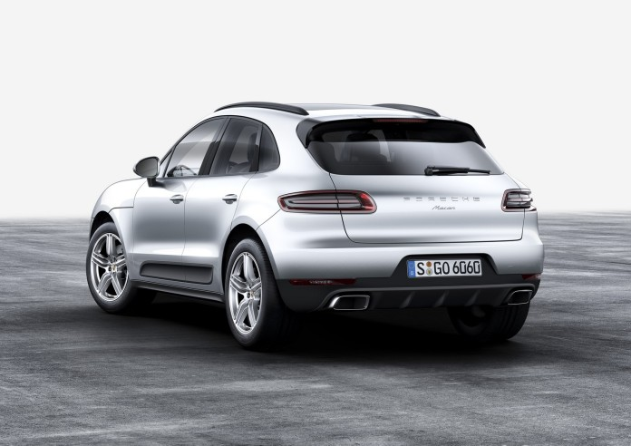 Porsche Macan 2.0 engine (2)