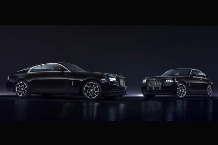 Rolls-Royce Black Badge Edition 8
