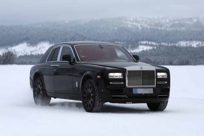Rolls Royce SUV C (10)