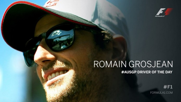 Romain Grosjean DotD