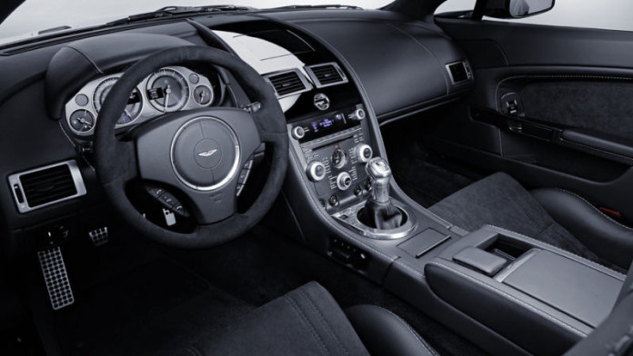 aston martin v12 vantage manual gearbox