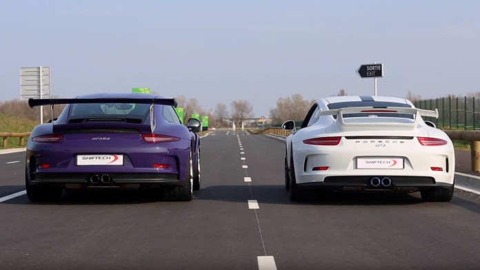 iPE Porsche 911 GT3 and GT3 RS