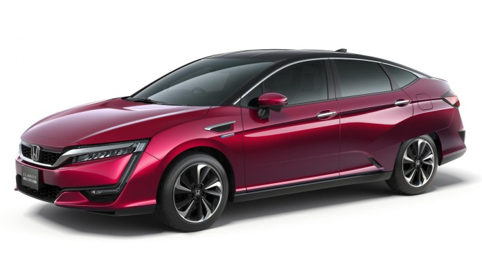 2016 Honda Clarity fcv fuel cell (4)