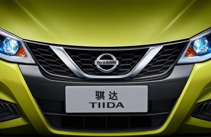2017 Nissan Pulsar Tiida teaser (1)